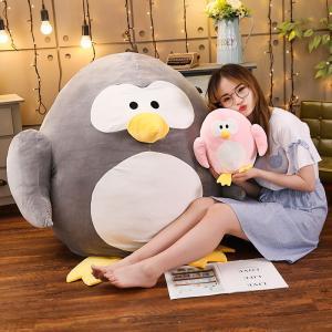 ぬいぐるみ ペンギン 抱き枕 インテリア おもちゃ お祝い ギフト 70cm|beluhappines