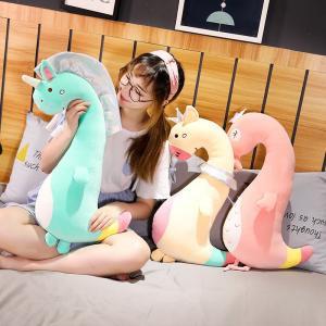 ぬいぐるみ クッション 抱き枕 ふわふわ 誕生日プレゼント 60cm |beluhappines