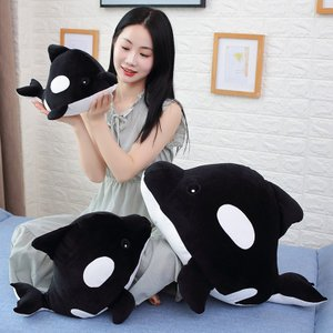 ぬいぐるみ サメ くじら かわいい 抱き枕 クッション インテリア プレゼント50cm|beluhappines