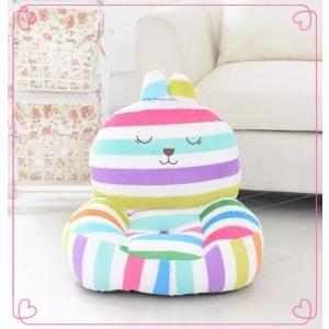 子供用ソファ 一人掛け おしゃれ 椅子 省スペース おしゃれ 人気 子供 赤ちゃん ベビー 出産祝い 園児 幼児 ギフト お礼 50cmの写真