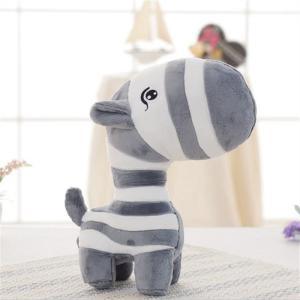 車内 インテリア飾り リアル 可愛い ぬいぐるみ 馬 おもちゃ 45cm|beluhappines
