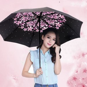 かさ 傘 折りたたみ傘 折り畳み傘 日傘 雨具 15色 晴雨兼用 遮光  遮熱 雨傘 撥水 花柄 星柄 レディース 男性 おしゃれ|beluhappines