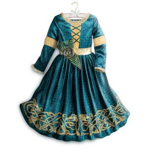 ディズニー Disney US公式商品 メリダとおそろしの森 プリンセス コスチューム 衣装 ドレス...