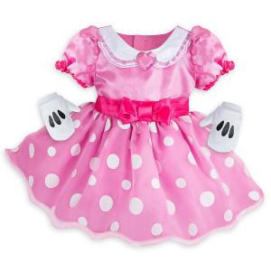 ディズニー Disney US公式商品 ミニーマウス コスチューム 衣装 ドレス 服 コスプレ ハロ...