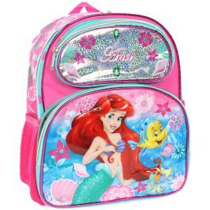 ディズニー Disney アリエル リュック Ariel リトルマーメイド 人魚姫 プリンセス リュ...
