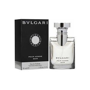 ブルガリ BVLGARI プールオム ソワール オードトワレ 30ml EDT 香水 メンズ|benavi