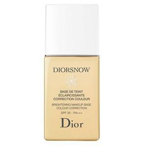ディオール Dior スノー メイクアップ ベース UV35 ベージュ 化粧下地 UVケア クリスチ...