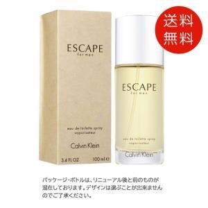 カルバンクライン エスケープ フォーメン オードトワレ 100ml EDT CK 香水 メンズ 送料無料|benavi
