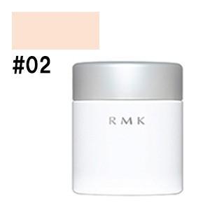 RMK トランスルーセント フェイスパウダー レフィル #02