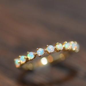 リング 指輪 レディース クリスマス シンプルだ...の商品画像