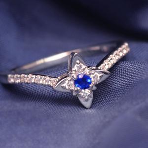 リング 指輪 レディース アウイナイト ダイヤ リング プリマステッラ Prima Stella P...