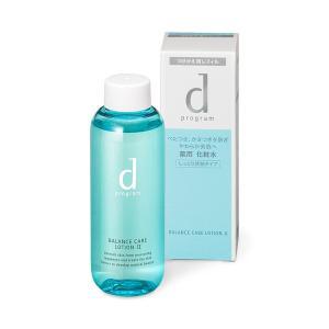 dプログラム バランスケア ローション W 2(つけかえ用レフィル) 化粧水、乳液サンプル3回分付|beniya-beauty
