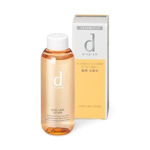 dプログラム アクネケア ローション W (つけかえ用レフィル) 化粧水、乳液サンプル3回分付|beniya-beauty