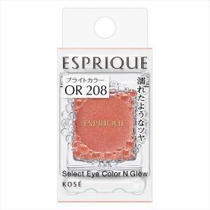 【送料250円】[コーセー]ESPRIQUE(エスプリーク) セレクトアイカラーN グロウ OR208 オレンジ系 レフィル 1.5gの商品画像|ナビ