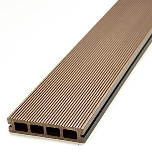 川島材木店 人工木デッキ材 2000(2m)x146x30mm 200x14.6x3cm 床材 デッキ板|beniyamokuzaicom