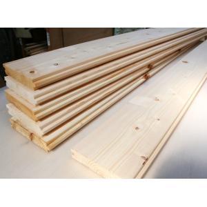 吉野桧 巾広厚み3cmのフローリング床材(無塗装)2mx15cmx3cm 6枚入(約1.65平米分)天然の国産無垢の桧を贅沢に使った床材|beniyamokuzaicom