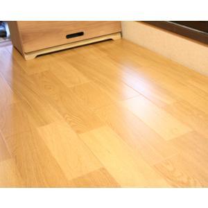 天然木フローリング オークWOODTECHTP40005J 1818mmx303mmx12mm 6枚入 天然突板を耐摩耗塗装|beniyamokuzaicom