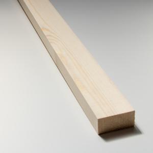 桟木(木材 角材) 約91cmx5cmx2.5cm 910mmx50mmx25mm DIY木材 天然木 松 まつ 節はあるけど少なめです 無塗装|beniyamokuzaicom