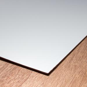 事業者様向け 白色ポリベニヤ(木材 ベニヤ板)約180x90cmx2.5mm=1820x910x2.5mm|beniyamokuzaicom