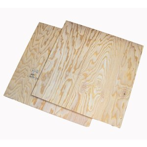 川島材木店 針葉樹合板 908x910mm厚み24mm(2枚セット)F4 ラーチ合板とも呼ばれます。針葉樹の木目がいい感じ。床・壁に|beniyamokuzaicom