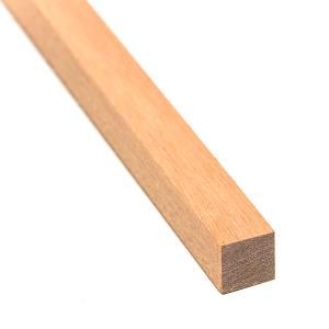 【ラワン角棒 700x20x20mm】 70x2x2cm 川島材木店 ラワン角棒 DIY ディスプレイ アート 造作材 工作 木工 模型 額縁 板材 木材 材木 無垢材 桧 杉 栂|beniyamokuzaicom