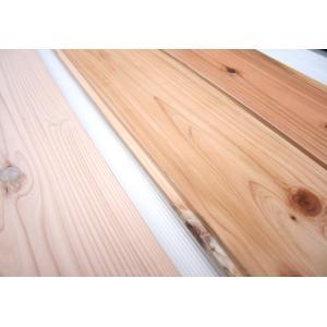 吉野杉 巾広厚み3cmのフローリング床材(ワックス塗装)2mx13.8cmx3cm 6枚入(約1.65平米分)ドイツのトップメーカーオスモ社の塗装済み無垢床|beniyamokuzaicom