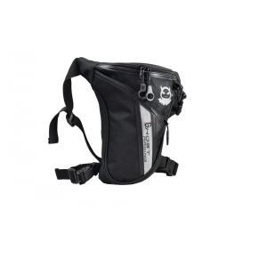 【素 材】オックスフォード ポリエステル  ■バイク用レッグに付けるバッグ ■表にマジックテープ、メ...