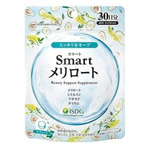 医食同源ドットコム Smartメリロート 60粒 (30日分)の商品画像 ナビ