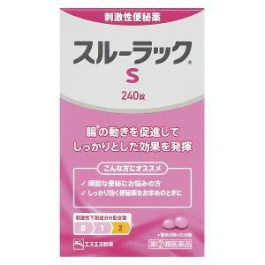 【第(2)類医薬品】  スルーラックS 240錠×5個セット|benkyoudou