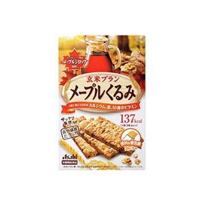特徴 小麦ブランと玄米をぎゅっと固めて、香ばしく焼き上げました。メープルとくるみの風味で食べやすく、...
