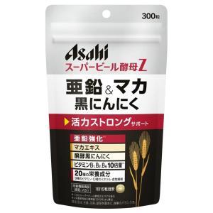 特徴  ビール酵母に活力ストロング素材である「マカ」、「黒にんにく」を配合。  亜鉛も強化※して、元...