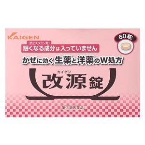 【第(2)類医薬品】  改源錠 60錠