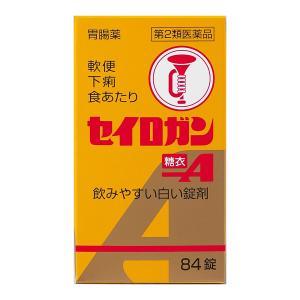 【第2類医薬品】  大幸 セイロガン糖衣A 84錠