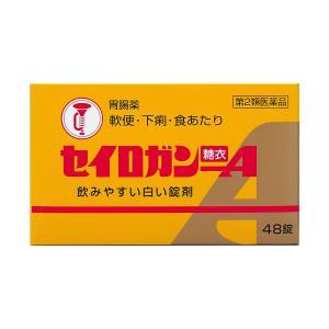 【第2類医薬品】  大幸 セイロガン糖衣A 48錠