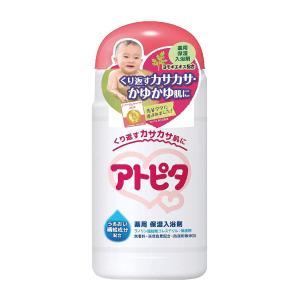 特徴 ■肌荒れ防止成分の天然生薬有効成分[ヨモギエキス]を配合しているので、入浴しながらしっしんや荒...