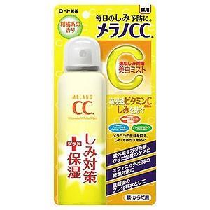 ロート製薬 メラノCC 薬用しみ対策 美白ミスト化粧水 100g 医薬部外品|benkyoudou