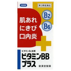 【第3類医薬品】  ビタミンBBプラス 250錠