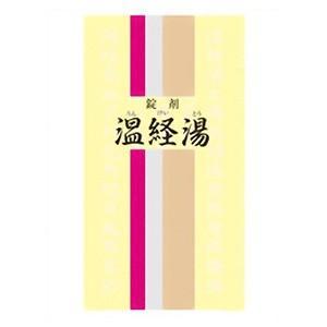 【第2類医薬品】 一元 錠剤 温経湯 350錠