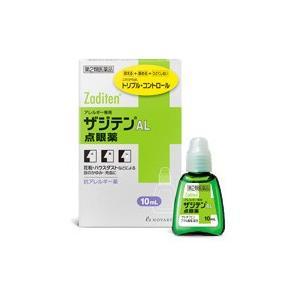 【第2類医薬品】 ザジテンAL点眼薬 10ml ※セルフメディケーション税制対象商品
