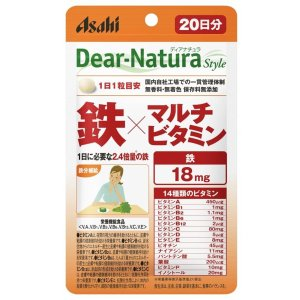 商品特徴  ディアナチュラにしかない配合成分の組合せを実現。14種類のビタミンに加えて、1日に必要な...