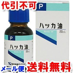 ケンエー ハッカ油 P 20ml ゆうメール選...の関連商品4