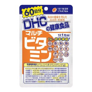 商品特徴 【栄養機能食品】 DHCの「マルチビタミン」は、ビタミンA、B群、C、Eをはじめ、ビタミン...