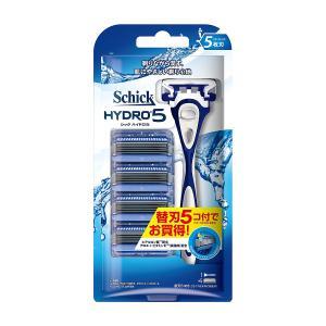 シック ハイドロ5 コンボパック(ホルダー+替刃5コ付)