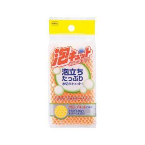 泡キュット ネットスポンジ(1コ入)
