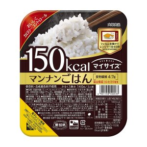 大塚 マイサイズ マンナンごはん 140gの関連商品9