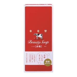特徴  しっとりした洗い心地の、カウブランド定番商品です。  ミルク成分(ミルクバター)・スクワラン...