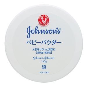 ジョンソン ベビーパウダー 丸缶 微香性 140g