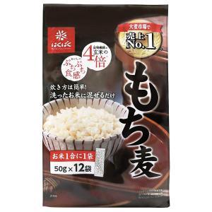 はくばく もち麦ごはん (50g×12袋)×6個セット...