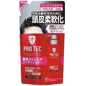 PRO TEC(プロテク) 頭皮ストレッチコンディショナー つめかえ用 230g