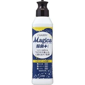 CHARMY Magica(チャーミーマジカ) 除菌+ レモンピールの香り 本体 220mL